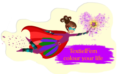 Textielfem, colour your life!